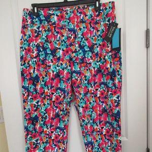 Attyre women's pull on pants - sz 18W - MSRP $59.